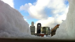 Dallas in Snow 02.08.2011