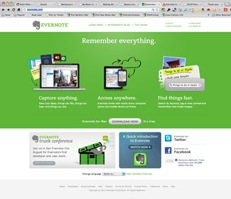 Evernotesite