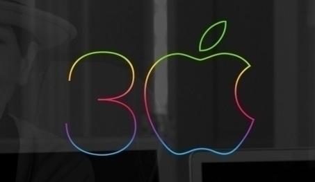 Apple 30 years of Macintosh