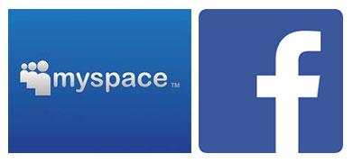 myspacefacebook