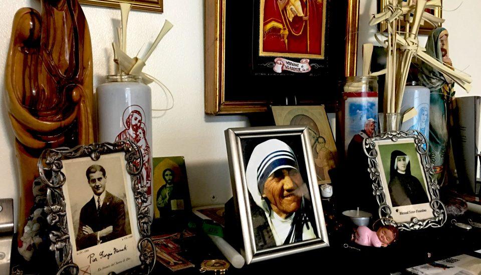St. Teresa of Calcutta relic