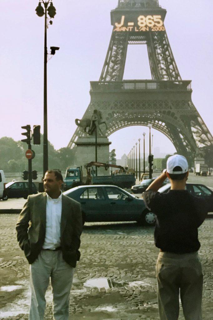 John, Paris, WYD 1997